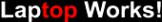 Логотип компании Лаборатория LaptopWorks